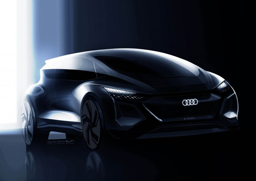 Audi AI:ME debuts in Shanghai – built for megacities Image #947797