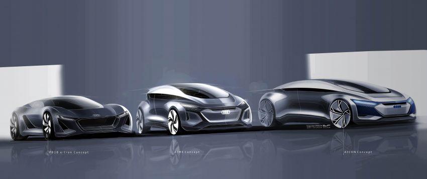 Audi AI:ME – kereta autonomous untuk bandar besar Image #948068