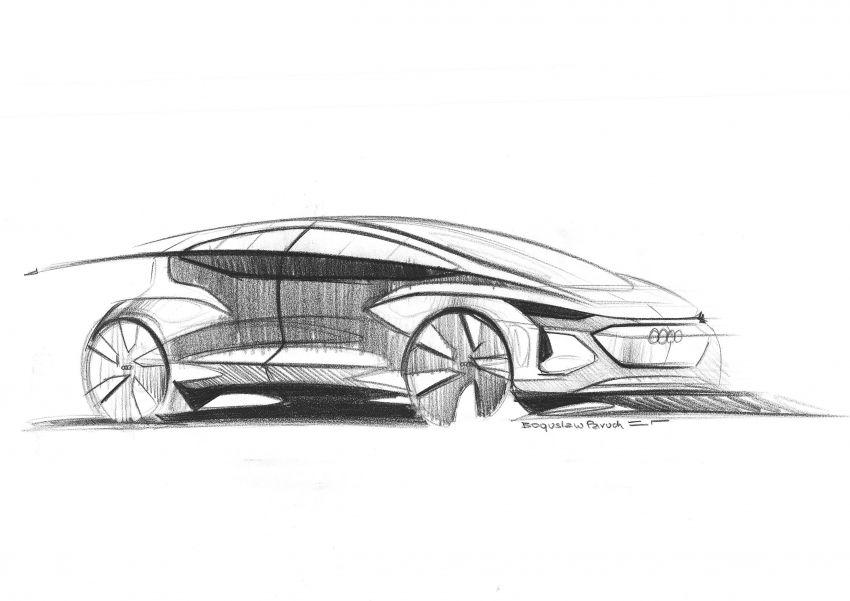 Audi AI:ME – kereta autonomous untuk bandar besar Image #948069