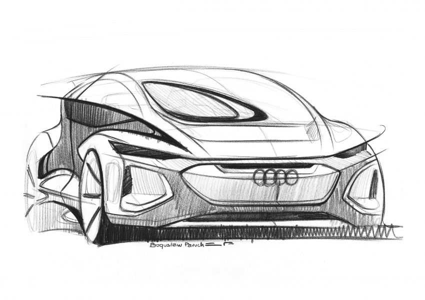 Audi AI:ME – kereta autonomous untuk bandar besar Image #948070