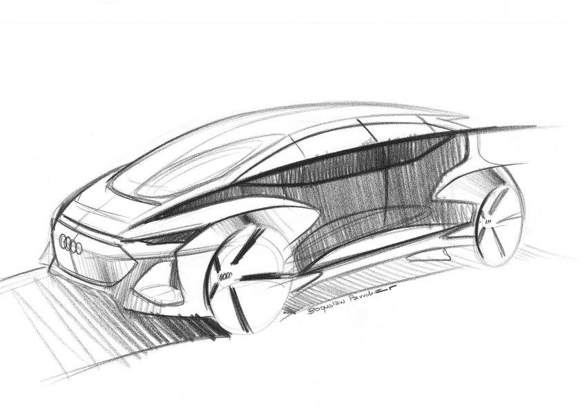 Audi AI:ME – kereta autonomous untuk bandar besar Image #948072