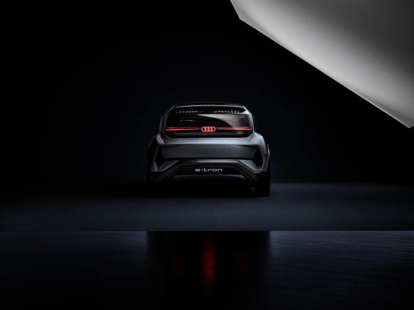 Audi AI:ME – kereta autonomous untuk bandar besar Image #948038