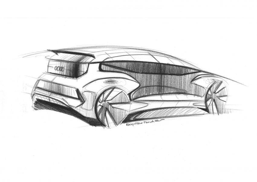 Audi AI:ME – kereta autonomous untuk bandar besar Image #948074