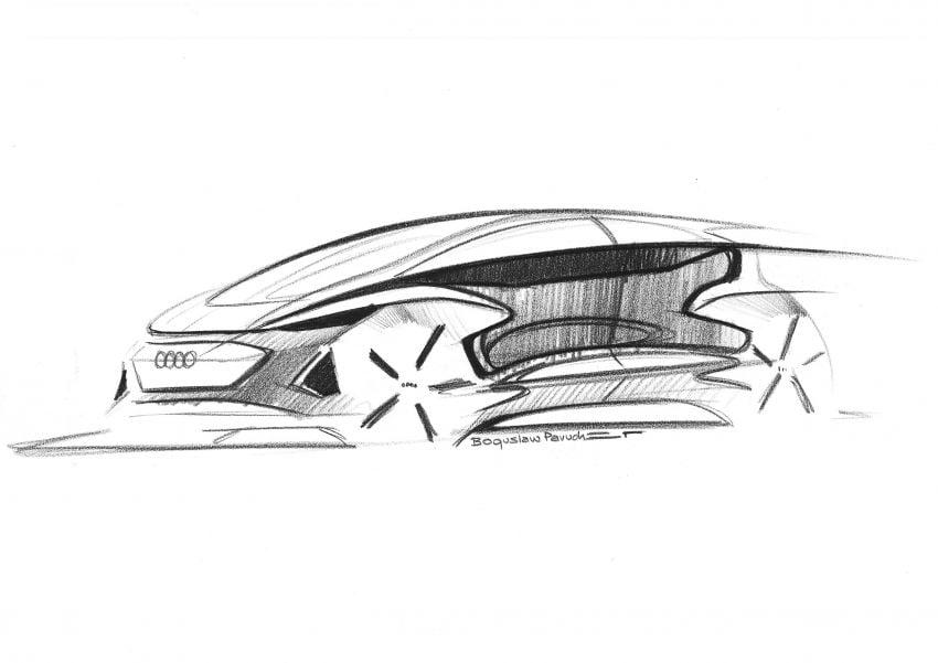 Audi AI:ME – kereta autonomous untuk bandar besar Image #948075