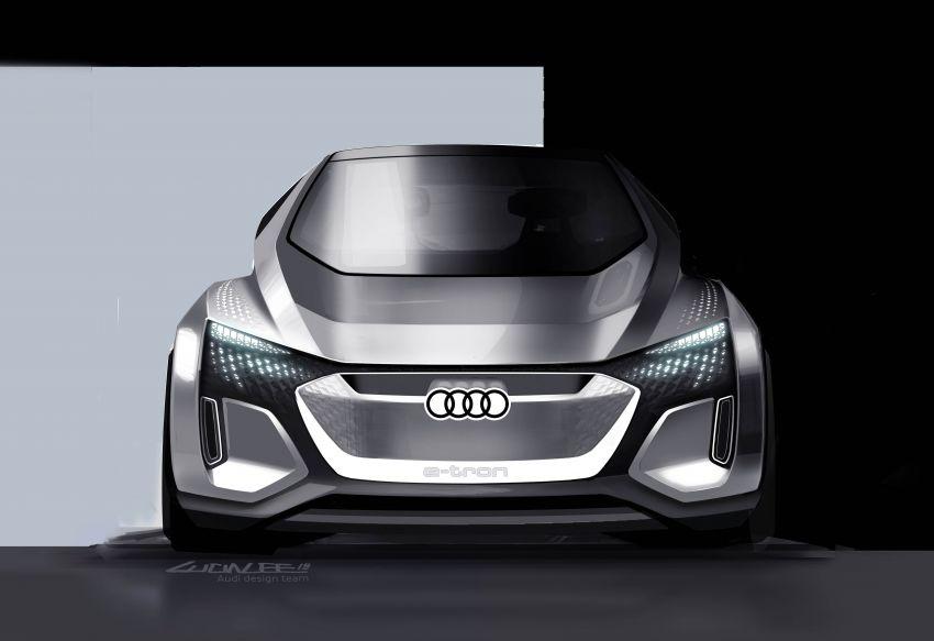 Audi AI:ME – kereta autonomous untuk bandar besar Image #948078