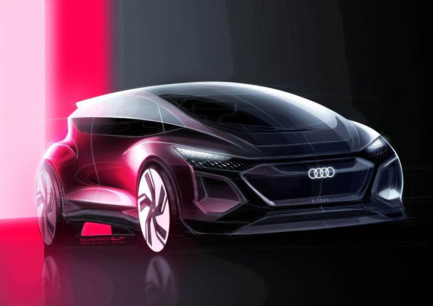 Audi AI:ME – kereta autonomous untuk bandar besar Image #948081