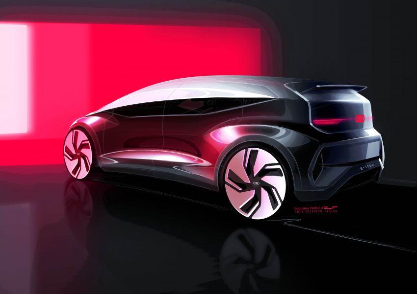 Audi AI:ME – kereta autonomous untuk bandar besar Image #948082