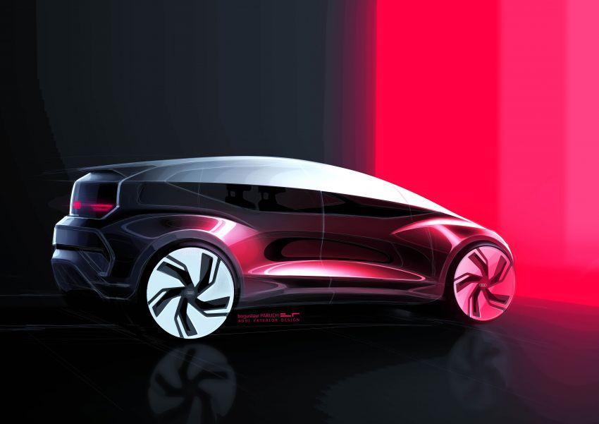 Audi AI:ME debuts in Shanghai – built for megacities Image #947817