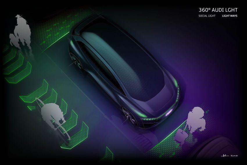Audi AI:ME – kereta autonomous untuk bandar besar Image #948086