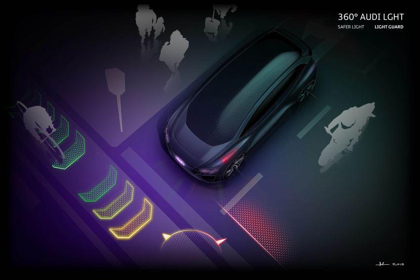 Audi AI:ME – kereta autonomous untuk bandar besar Image #948088