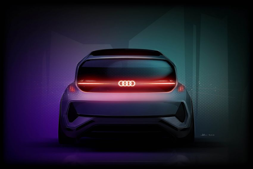 Audi AI:ME debuts in Shanghai – built for megacities Image #947825