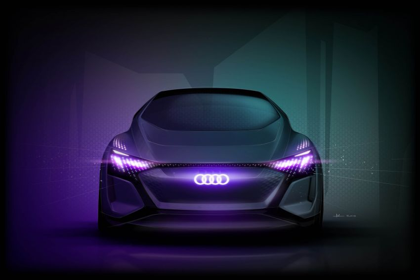 Audi AI:ME – kereta autonomous untuk bandar besar Image #948090