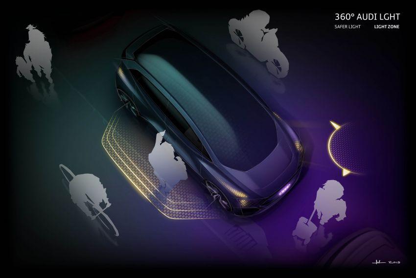Audi AI:ME – kereta autonomous untuk bandar besar Image #948091