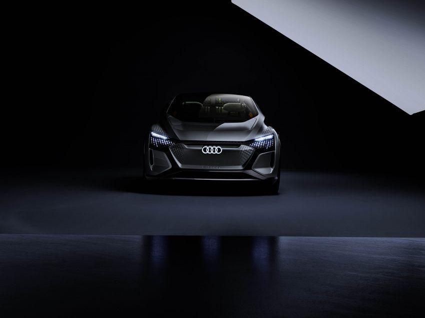 Audi AI:ME – kereta autonomous untuk bandar besar Image #948040