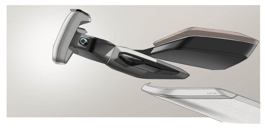 Audi AI:ME – kereta autonomous untuk bandar besar Image #948094