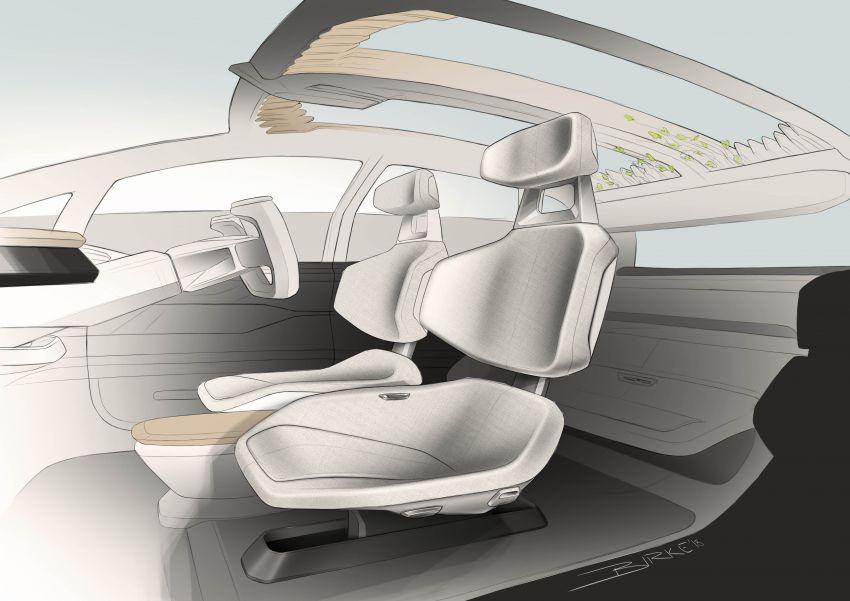Audi AI:ME – kereta autonomous untuk bandar besar Image #948100