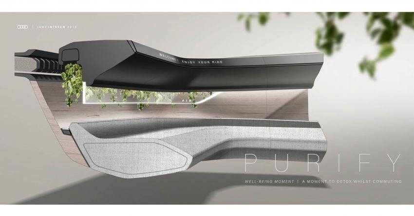 Audi AI:ME – kereta autonomous untuk bandar besar Image #948102