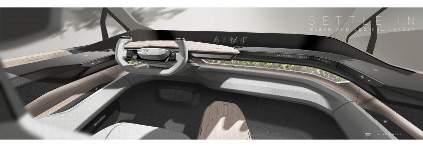 Audi AI:ME – kereta autonomous untuk bandar besar Image #948109