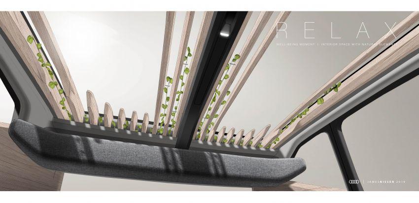 Audi AI:ME – kereta autonomous untuk bandar besar Image #948111