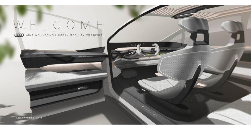 Audi AI:ME – kereta autonomous untuk bandar besar Image #948112