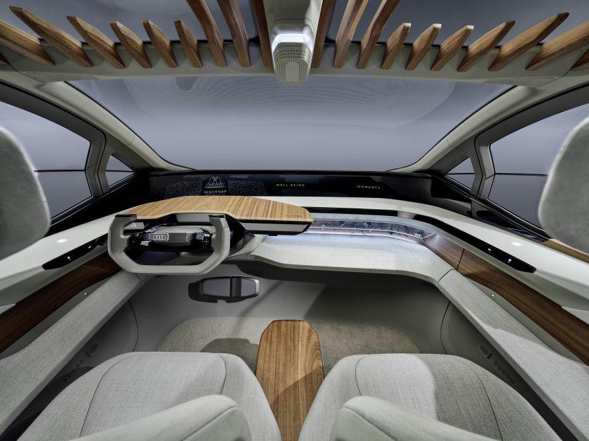 Audi AI:ME – kereta autonomous untuk bandar besar Image #948042
