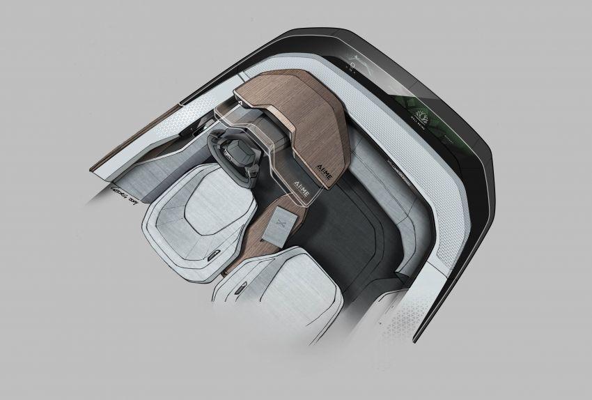 Audi AI:ME – kereta autonomous untuk bandar besar Image #948115