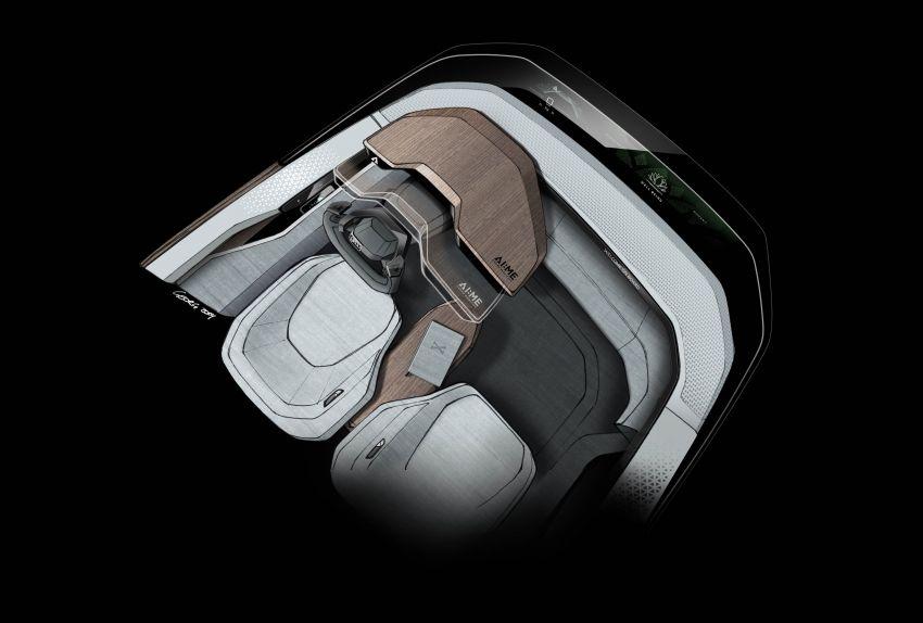 Audi AI:ME – kereta autonomous untuk bandar besar Image #948118