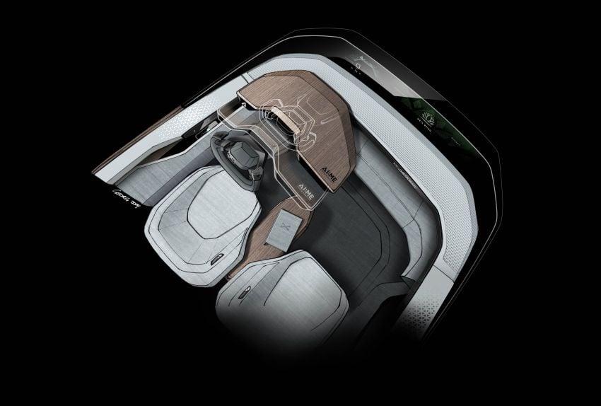 Audi AI:ME – kereta autonomous untuk bandar besar Image #948119