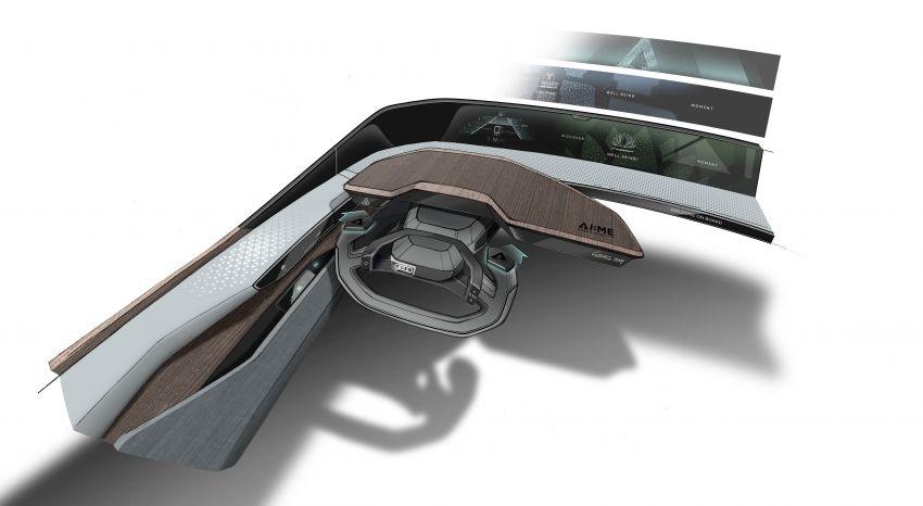 Audi AI:ME – kereta autonomous untuk bandar besar Image #948120