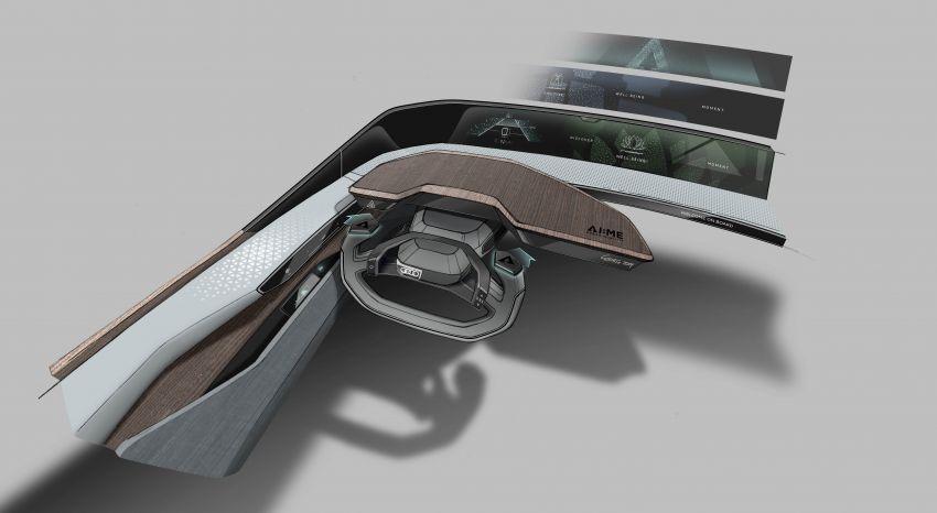 Audi AI:ME – kereta autonomous untuk bandar besar Image #948121