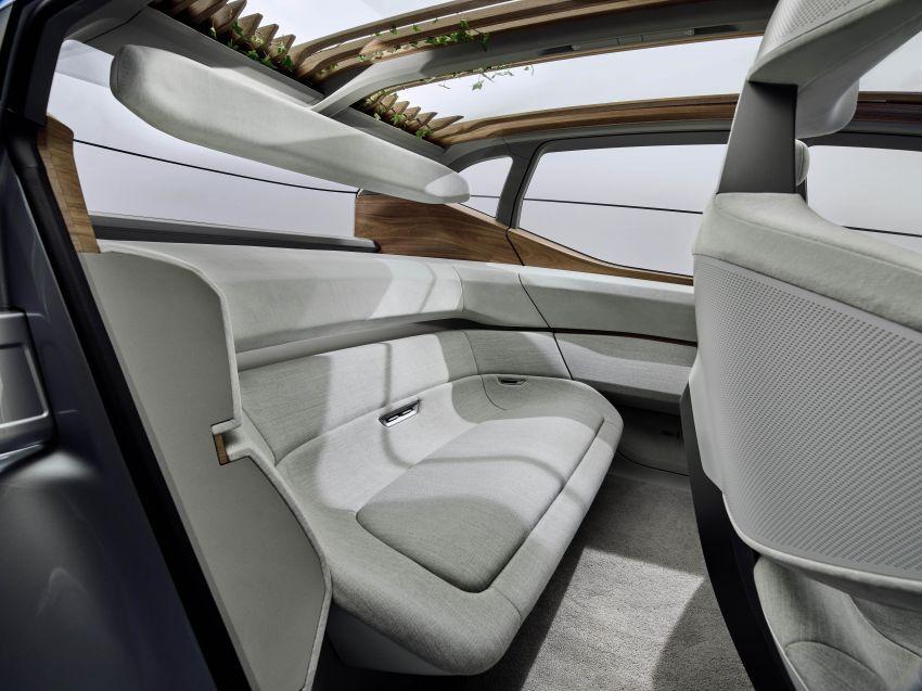 Audi AI:ME – kereta autonomous untuk bandar besar Image #948043