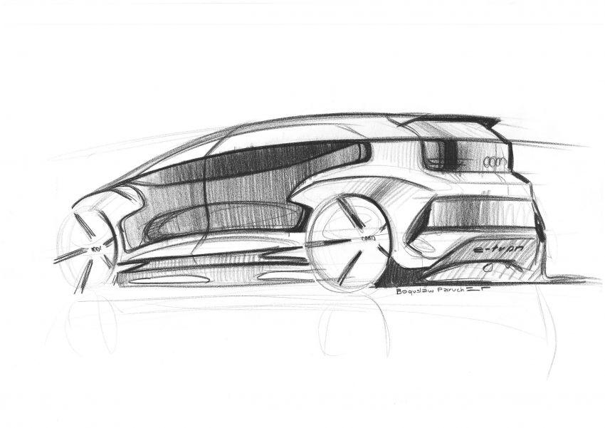 Audi AI:ME – kereta autonomous untuk bandar besar Image #948126