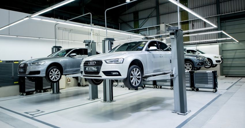 AD: Euromobil announces special service campaign for grey import Audi owners – full benefits included! Image #947724
