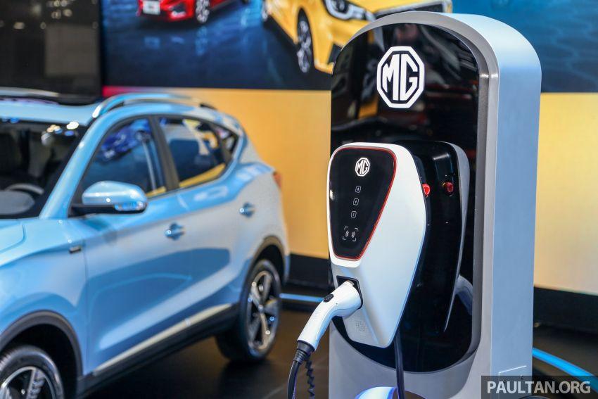 Bangkok 2019: MG eZS – electric SUV ready for debut Image #941419