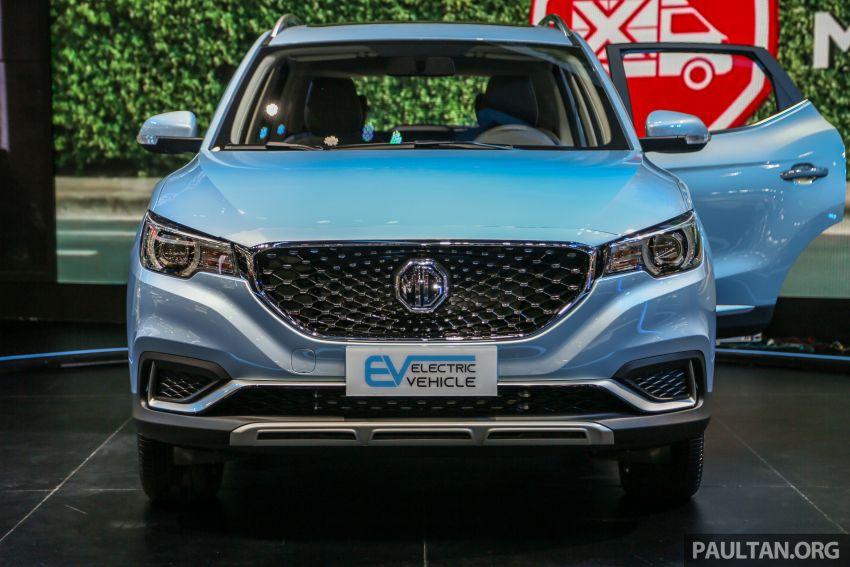 Bangkok 2019: MG eZS – electric SUV ready for debut Image #941412