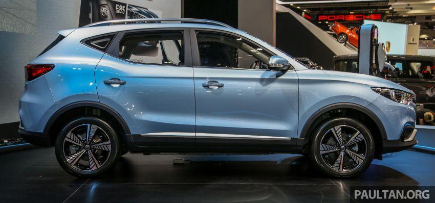 Bangkok 2019: MG eZS – electric SUV ready for debut Image #941413