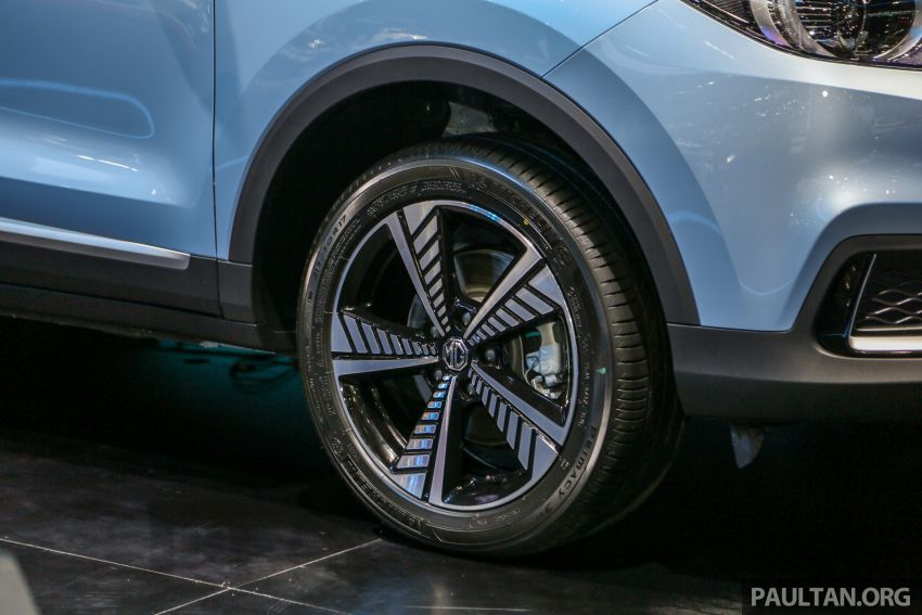 Bangkok 2019: MG eZS – electric SUV ready for debut Image #941415