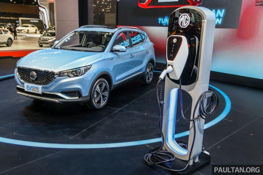Bangkok 2019: MG eZS – electric SUV ready for debut Image #941418