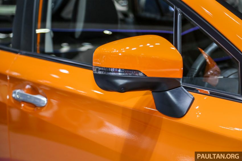 Bangkok 2019: Subaru XV GT Edition – bodykit, leather Image #941047