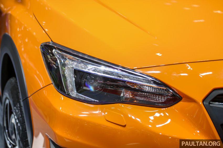 Bangkok 2019: Subaru XV GT Edition – bodykit, leather Image #941042