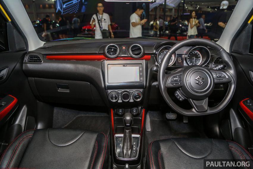 Bangkok 2019: Suzuki Swift Sport, halo car inspiration Image #942088