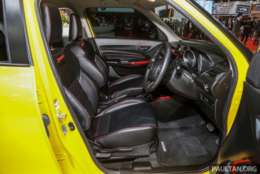 Bangkok 2019: Suzuki Swift Sport, halo car inspiration Image #942090