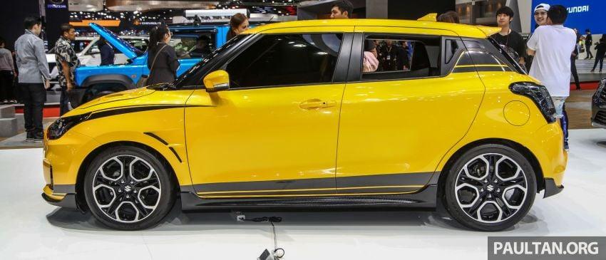 Bangkok 2019: Suzuki Swift Sport, halo car inspiration Image #942080