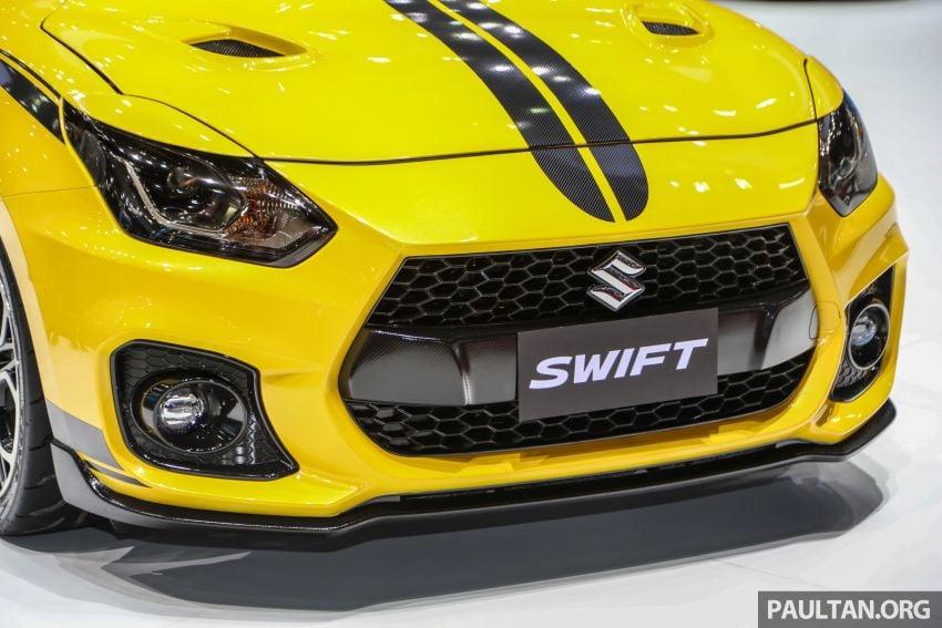 Bangkok 2019: Suzuki Swift Sport, halo car inspiration Image #942082