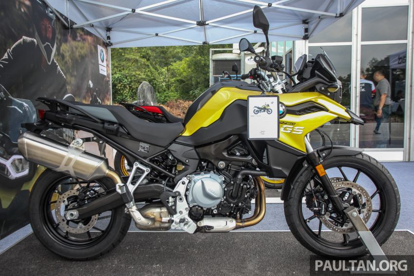 2019 BMW Motorrad F750 GS and R1250 RT launched in Malaysia – priced at RM71,500 and RM139,500 Image #954989
