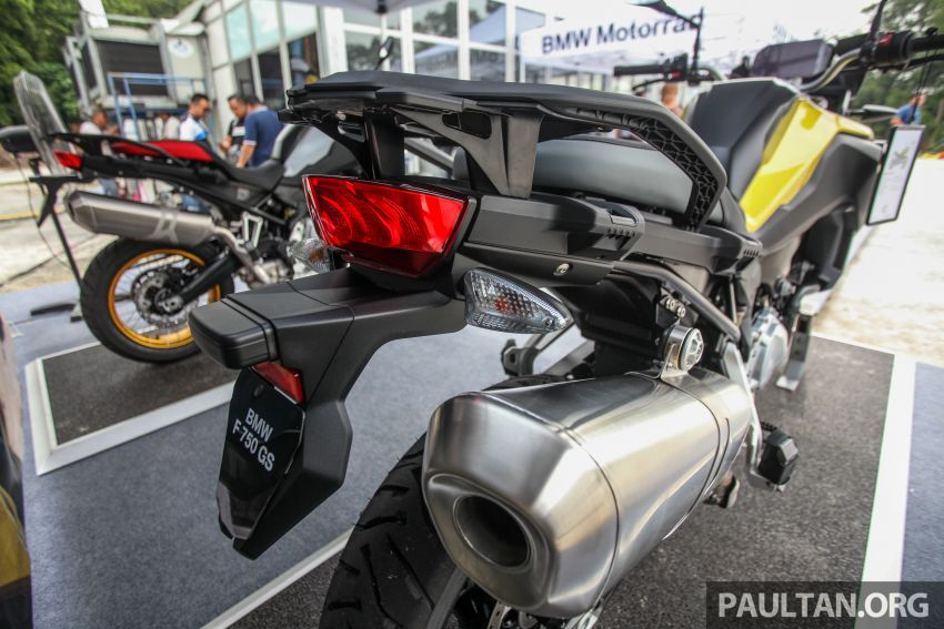 2019 BMW Motorrad F750 GS and R1250 RT launched in Malaysia – priced at RM71,500 and RM139,500 Image #955015
