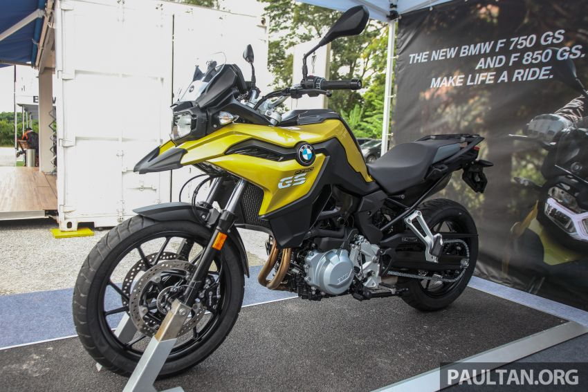 2019 BMW Motorrad F750 GS and R1250 RT launched in Malaysia – priced at RM71,500 and RM139,500 Image #954990