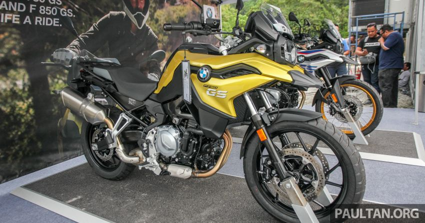 2019 BMW Motorrad F750 GS and R1250 RT launched in Malaysia – priced at RM71,500 and RM139,500 Image #954987
