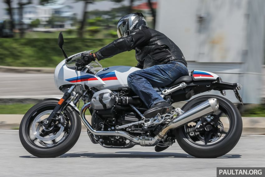 REVIEW: Honda CB1100RS vs BMW R nineT vs Ducati Scrambler vs
