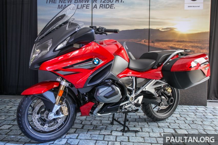 2019 BMW Motorrad F750 GS and R1250 RT launched in Malaysia – priced at RM71,500 and RM139,500 Image #955019